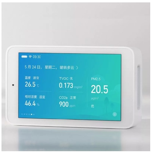 Xiaomi Mijia air detector TVOC CO2 PM2.5
