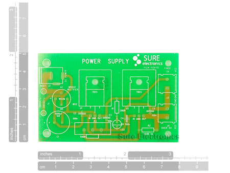 Linear Power Supply DIY Kit : PS-LP11111