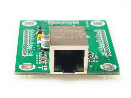 Ethernet Communication Module USB SPI - ENC28J60 Remote Control : MB