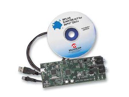 MPLAB Starter Kit for dsPIC DSC : DM330011