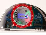Bulbdial Clock Kit - LED desk/mantle shadow clock soldering kit
