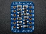 4-channel I2C-safe Bi-directional Logic Level Converter